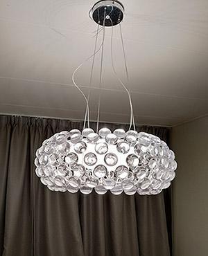 Foscarini Caboche šviestuvas