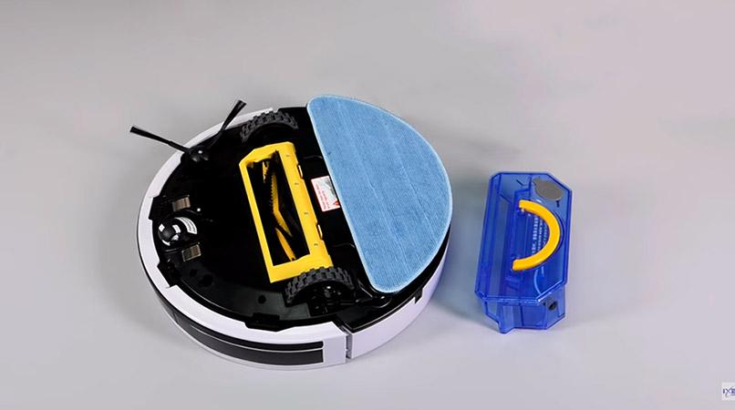 ILife V7s Plus roboto siurblio dalys