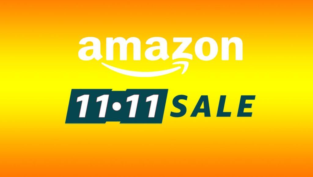 Amazon Singles Day 11.11