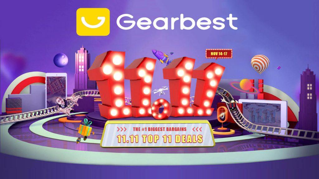 Gearbest Singles Day 11.11