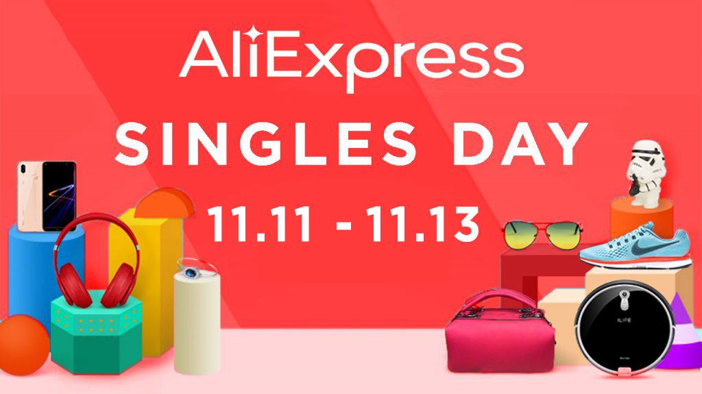 Aliexpress Singles Day 11.11